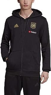 adidas Los Angeles FC Travel Jacket - Men's Soccer