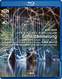 WAGNER: Götterdämmerung (staged by La Fura dels Baus) - Zubin Mehta [Blu-Ray] [Alemania]