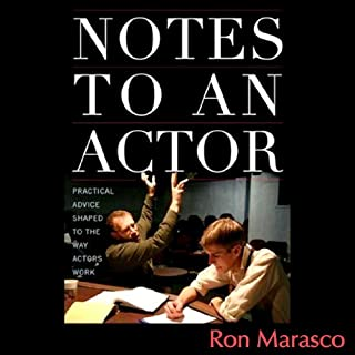Notes to an Actor cover art