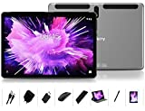 Tablet 10 Zoll Android 10.0 Ultrar-Schnell MEBERRY Tablet PC-Mit Acht-Kern-Prozess:4GB RAM 64GB ROM,1280 x 800 HD IPS,5.0+8.0 MP Kamera(8000mAh ,WI-FI,Bluetooth,GPS)- Grau