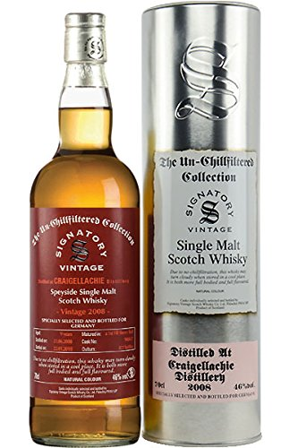 Macduff 9 Jahre 2008 Signatory Whisky The Un-Chillfiltered Collection 0,7 L