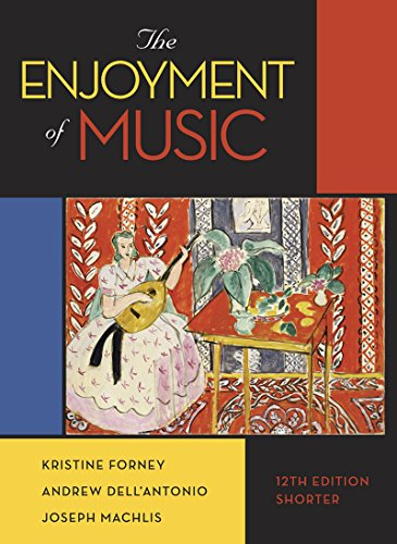 Price comparison product image The Enjoyment of Music (Shorter Twelfth Edition)