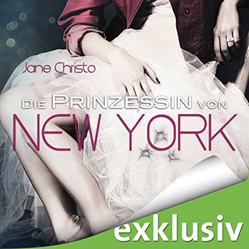 Die Prinzessin von New York cover art