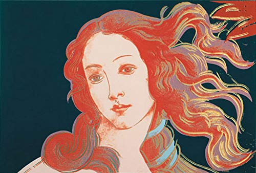 1art1 120280 Andy Warhol - Details of Renaissance Paintings, 1984 (Sandro Botticelli, Birth of...