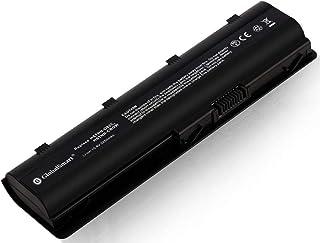 Globalsmart Batería para portátil Alta Capacidad para HP G62-a00 6 Celdas Negro