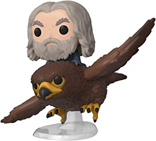 Funko Pop! Rides: Lord of the Rings - Gwaihir w/ Gandalf, Action Figure - 40869