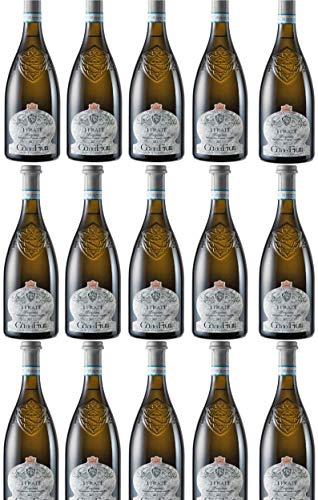 Vino Bianco Lugana Doc I Frati - Azienda agricola Cà dei Frati 15 bottiglie