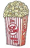 BigMouth Inc. Popcorn Fuzzy Blanket, Plush Throw Blanket