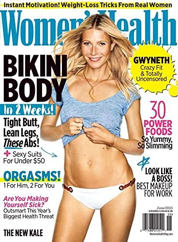 Women's Health (English Edition)