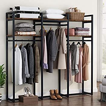free standing wardrobe closet