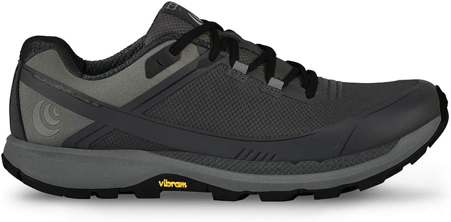 Topo Athletic Women's Runventure 3 Gr Running Max 69% OFF Black Trail Boston Mall Shoes