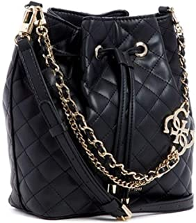 GUESS Womens Handbags, Black - VG743630