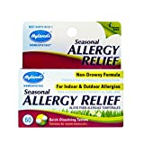 RELIEF OF ALLERGY SYMPTOMS: Temporarily relieves the symptoms of hay fever or other upper respiratory allergies from mold, animal dander, pollen, ragweed and grasses EASY TO TAKE HOMEOPATHIC MEDICINE: Quick-dissolving tablets that melt in your mouth ...