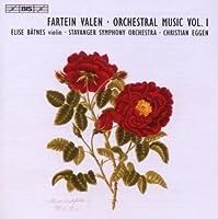 V 1: Orchestral Music - Sympho by FARTEIN VALEN (2008-05-27)