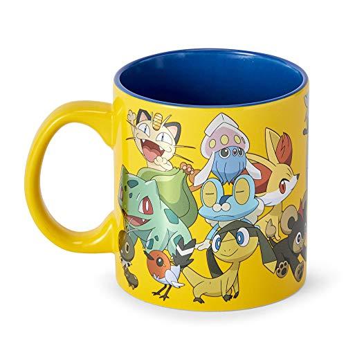Officially Licensed Pokemon Coffee Mug