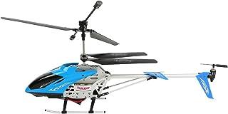 طائرة هليكوبتر للاطفال مع ريموت كنترول، ازرق