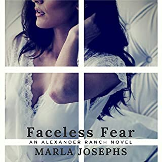 Faceless Fear audiobook cover art
