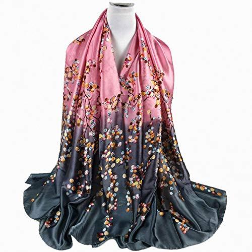 Ztweijin dames sjaal-print lange decoratie-zachte sjaal-verpakkingssjaal-stola-sjaals mooie luxueuze poncho-kwaliteitssjaal tips
