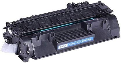 Modelo original HP 05A Compatible con cartuchos de tóner HP HP CE505A para cartuchos de tóner HP HP2035N 2050 2055dn 2055X 05A, negro