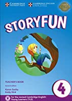 Storyfun 4 Teacher's Book with Audio
