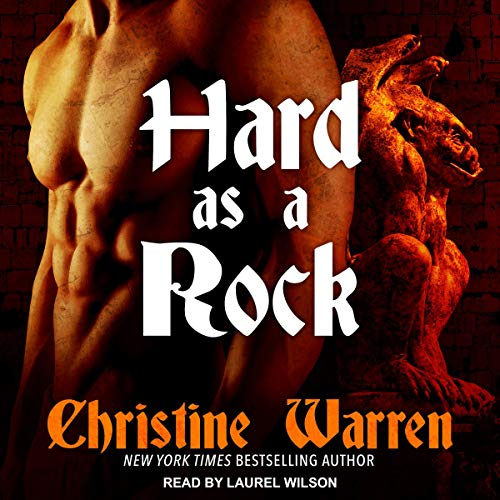 Hard as a Rock audiobook cover art