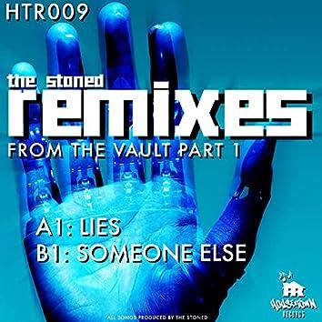Remixes From The Vault, Pt. 1