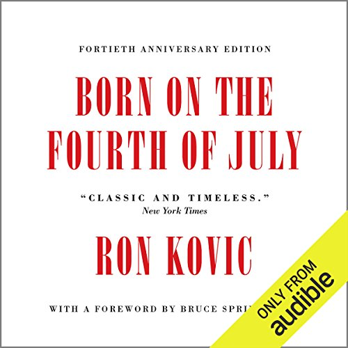 Born on the Fourth of July cover art