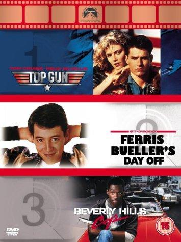 Top Gun/Ferris Bueller's Day Off/Beverly Hills Cop [UK Import]