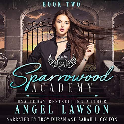Sparrowood Academy, Book 2 audiobook cover art
