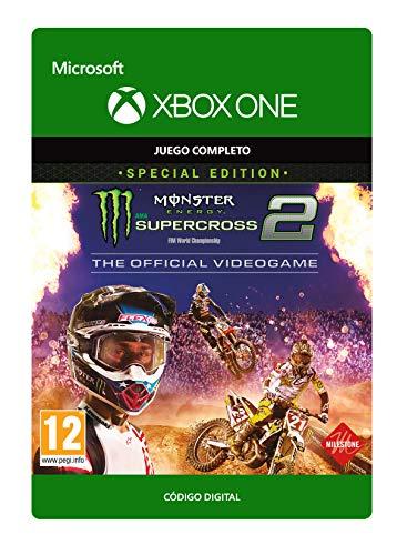 Monster Energy Supercross 2: Special Edition - Xbox One – Código de descarga