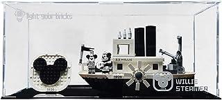 TONGJI Vitrina de Acrílico Compatible con Lego 21317 Ideas
