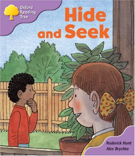 """ORT: Stage 1+: First Sentences: """"Hide and Seek"""" (Oxford Reading Tree)の詳細を見る"""
