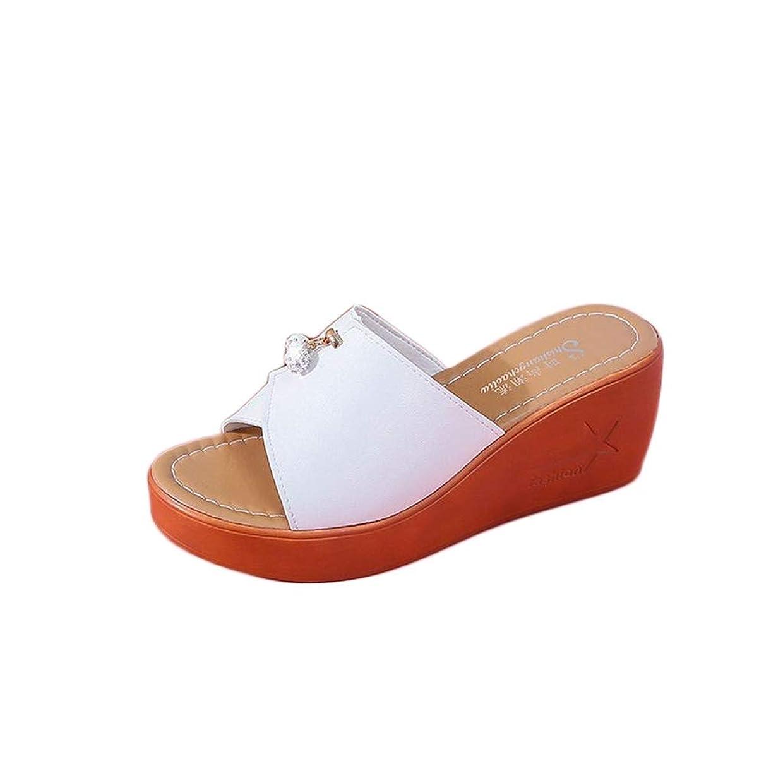 クラウド差し引く破滅[リンゼ] レディース ミュール 厚底 サンダル ウェッジソール つっかけ オープントゥ 大きいサイズ サボ 楽 軽 美脚 ウエッジ ハイヒール 小さいサイズ 涼しげ ミュールサンダル カジュアル 靴 ウエッジソールサンダル
