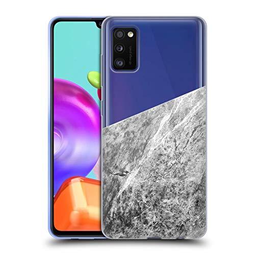Head Case Designs Ufficiale Nicklas Gustafsson Marmo Textures 2 Cover in Morbido Gel Compatibile con Samsung Galaxy A41 (2020)