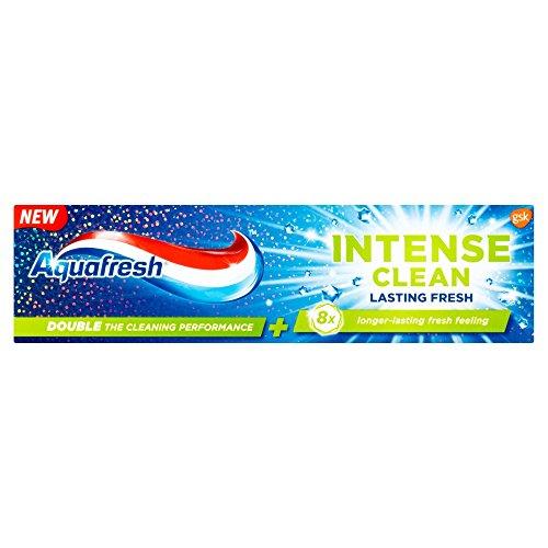 Aquafresh Intense Clean Toothpaste, 75 ml
