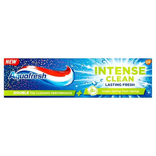 Aquafresh Intense Clean Toothpaste, 75 ml