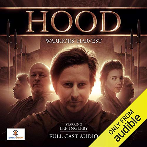 Hood: Warriors' Harvest audiobook cover art