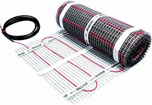 Devi Estera calefactora DTIR 1 m 150 W/m² 0,5 m² 570346616