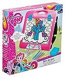 Sambro MLP1-4218 - Reisemaltisch mit viel Zubehör, My Little Pony - My Little Pony