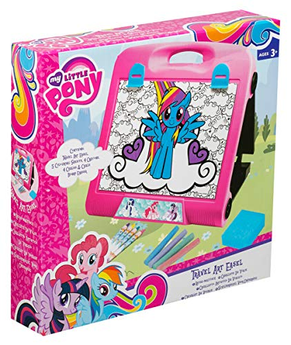 Sambro MLP1-4218 - Reisemaltisch mit viel Zubehör, My Little Pony
