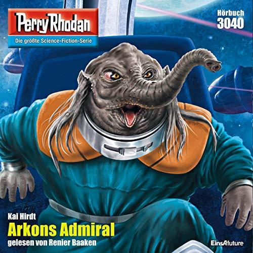 Couverture de Arkons Admiral