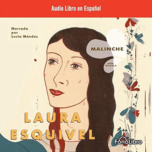 Malinche audiobook cover art