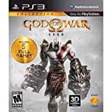 PS3 God of War Saga