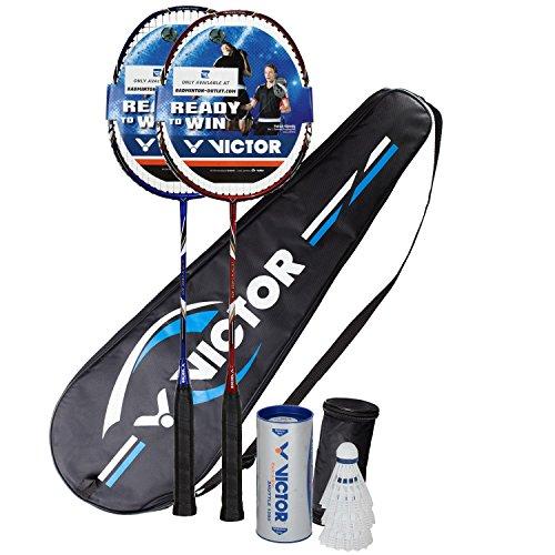 Raqueta badminton | Victor V-3100 | 93 gr. | disponible en dos colores