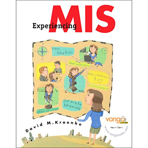 VangoNotes for Experiencing MIS audiobook cover art