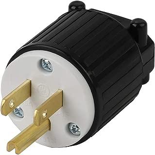 male 3 prong plug