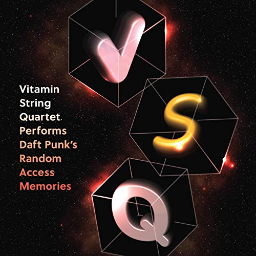 Vitamin String Quartet Performs Daft Punk's Random Access Memories