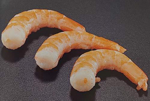 冷凍 燃える バナメイ ( ボイル海老 ) 8L 1kg×10P ボイルえび 解凍後お召し上がり頂けます。