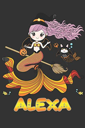 Alexa: Alexa Halloween Beautiful Mermaid Witch Want To Create An Emotional Moment For Alexa?, Show Alexa You Care With This Personal Custom Gift With Alexa