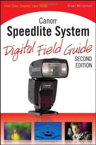 Price comparison product image Canon Speedlite System Digital Field Guide